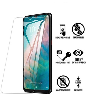 Tempered Glass For Zte Blade A5 A7 Vita V10 V9 V8 V7 A 7 6 4 V V9 Lite L8 A3 2019 A4 Screen Protector Protective case Cover image