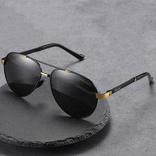 Novos óculos de sol flying men condução ao ar livre dia e noite óculos polarizados tendência óculos de pesca