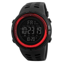 Outdoor Fashion Sports Watch Men's Multi-function Watch Alar