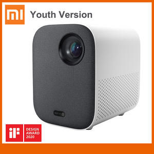 Portable Projector Beamer TV Mijia Xiaomi Home Theater Full-Hd Mini LED DLP 1 Video-Wifi