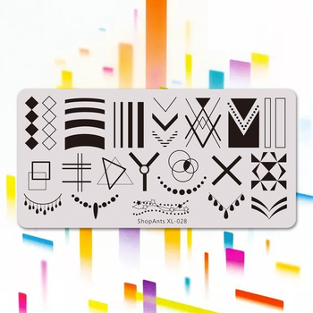 Stainless Steel Nail Stamping Plates Geometry Lines Stripe Circle X Y Style Image Stencil Nail Art Stencil Stamp Template 100% tested lcd pantalla for iphone x lcd xs xr 11 screen lcd display touch screen digitizer assembly for iphone x xs xsmax oled