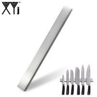 Magnetic Knife Holder High Quality Powerful Wall Mounted Stainless Steel 304 Block Magnet Knife Holder Rack Stand for Knive