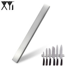 Magnetic Knife Holder High Quality Powerful Wall-Mounted Stainless Steel 304 Block Magnet Knife Holder Rack Stand for Knive(China)