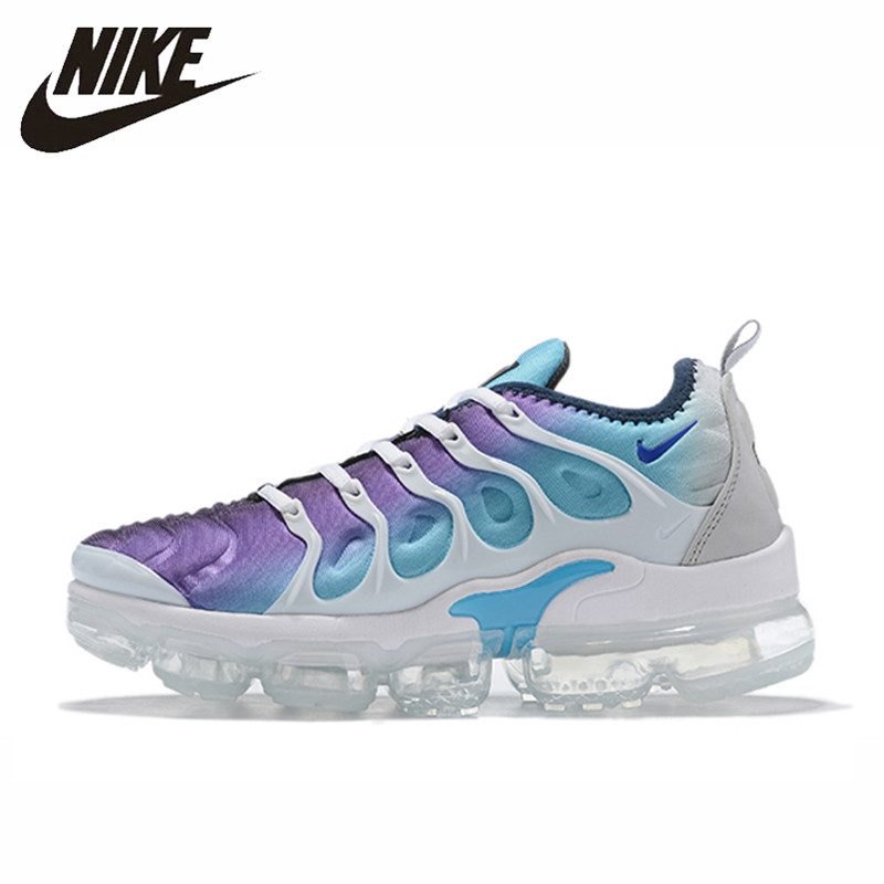 Nike Running-Shoes Sport-Sneakers Comfortable Outdoor Vapormax Plus Men
