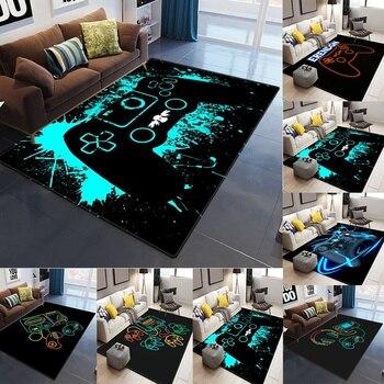 The New Game Controller Carpet Decoration Home Bedroom Kitchen Living Room Bathroom Aisle Floor Mat Doormat Home Door Mat