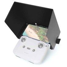 Capot solaire pliable pour Mavic Air 2, télécommande extérieure, protection solaire pour téléphone, support de protection Anti éblouissement, accessoire de Drone