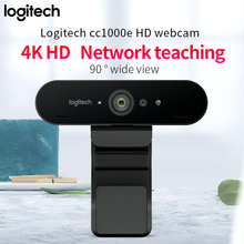 Business Microphone Conference-Camera Logitech C1000e Computer/laptop Hd 4k with Wired