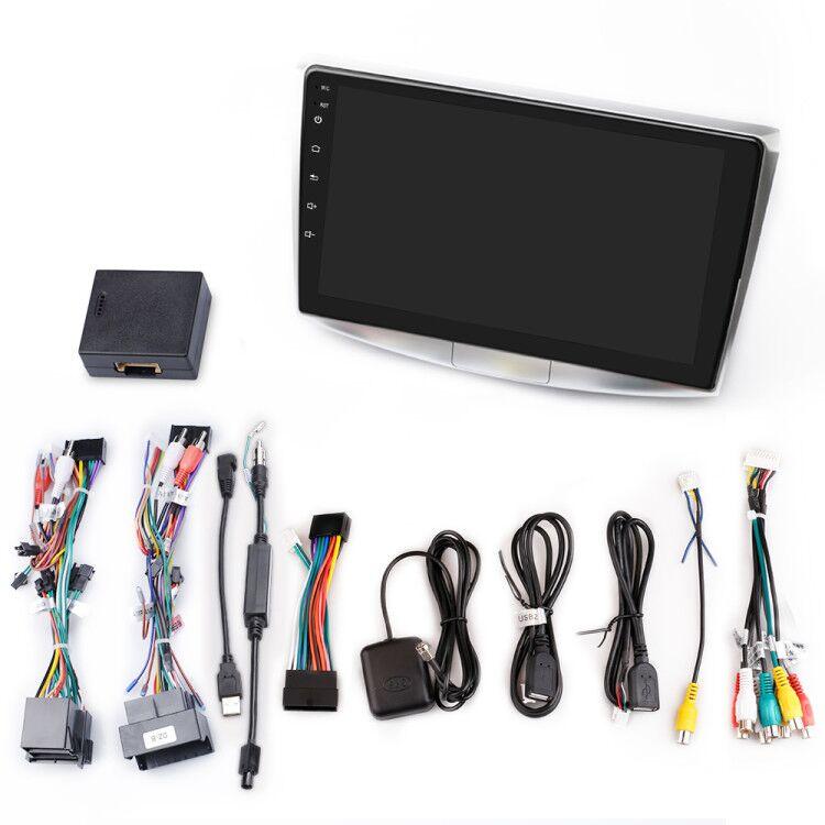 Ebilaen rádio do carro reprodutor multimídia para vw volkswagen passat b7 b6/magotan 2din android 9.0 autoradio gps navegação dvr câmera - 6