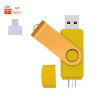 Gold OTG USB 2.0