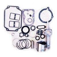 MOTOR REBUILD KIT mit Dichtungen Kolben Ringe Dichtungen für 8HP KOHLER K181 und M8-in Vergaser aus Kraftfahrzeuge und Motorräder bei