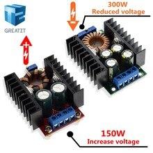 Unidade de CD de Alta qualidade elétrica C Conversor Buck CC CV Step-down Módulo De Alimentação 7-32 V para 0.8-28 V 12A 300 W XL4016