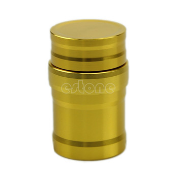 W stylu Vintage palnik na alkohol lampa aluminiowa obudowa sprzęt laboratoryjny ogrzewanie 10ml Mini M0XB tanie i dobre opinie CN (pochodzenie) Laboratorium urządzeń ogrzewania M0XB45011