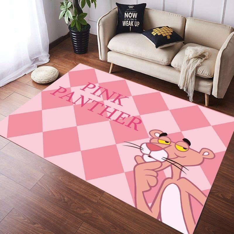 Tapis de sol moderne shaggy nordique enfants fourrure salle de bain maison et salon moelleux polyester enfant tapis tapis tapis chambre tapis