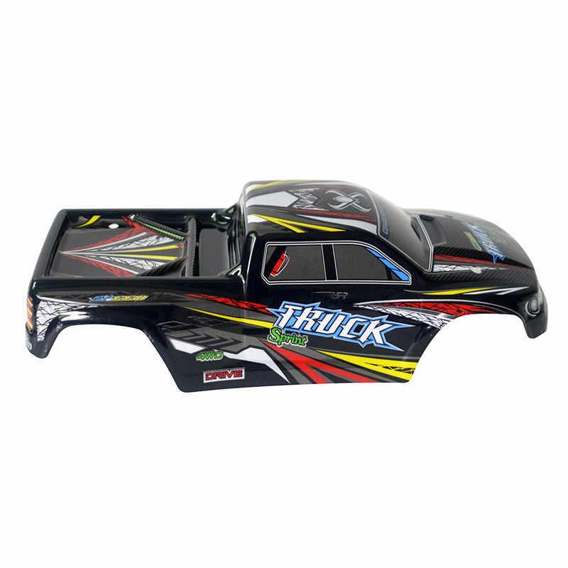 Najnowszy XinleHong 9125 1/10 High Speed karoseria samochodu rc pojazdu DIY akcesoria części zamienne