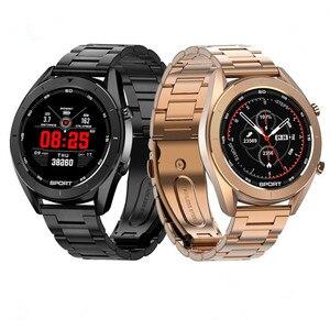 Image 1 - DT99 Smart Watch IP68 Waterproof Round HD Screen ECG Detection Changeable Dials Smartwatch Fitness Tracker Men