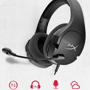 Image 2 - Kingston HyperX Cloud Stinger Core 7.1 Gaming Headset Lightweight Mic Headphone For PC PS4 Xbox Mobile