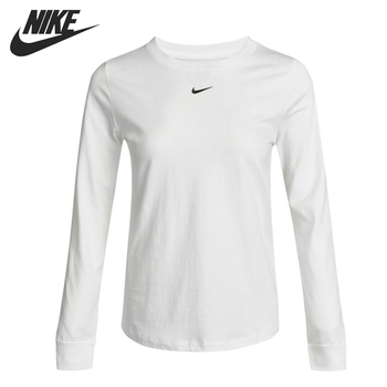 Original New Arrival NIKE W NSW TEE ESSNTL LS LBR Women's T-shirts shirt Long sleeve Sportswear 1