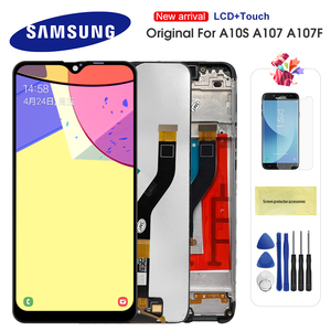 6.2'' LCD For Samsung galaxy A10s A107/DS A107F A107FD A107M LCD Display Touch Screren Digitizer Replacement Parts