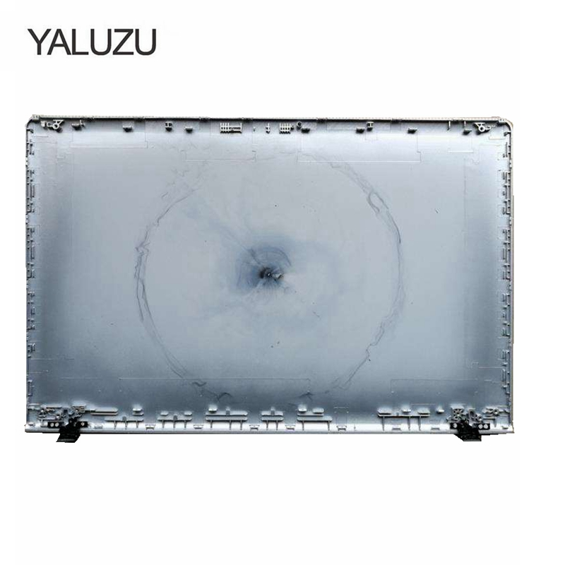 YALUZU New for Samsung NP270E5K 270E5E 270E5U 270E5V 300E5E Silver LCD Back Cover Top Case