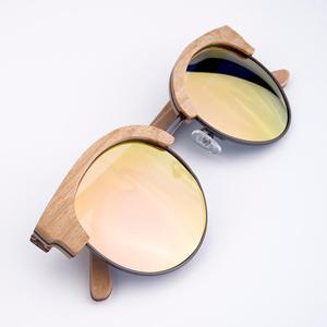 Image 3 - BOBO UCCELLO Occhiali Da Sole Degli Uomini Delle Donne Occhiali Da Sole di Legno di Stile di Estate spiaggia Occhiali in regali scatola di Legno Personalizza