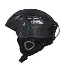 Breathable Outdoor Integrally-molded Safety ABS Adult Children Windproof Ski Helmet Warm Skateboard Autumn Winter Snow Sports