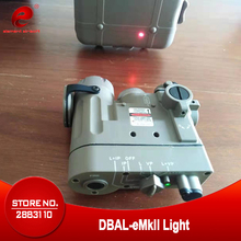 цена на Element Tactical Flashlight IR Laser and Led Torch DBAL-EMKII Tactical Gun Flashlight & Laser EX328