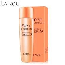 Toner caracol 1 pçs/lote laikou facial cuidados com a pele toner rosto emulsão caracol toner branqueamento úmido anti rugas beleza cosméticos