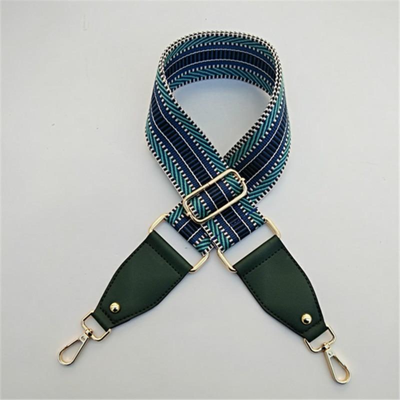 MEDADA  Bag Replacement Shoulder Strap Skew Single Shoulder Girl Bag Belt Accessories Backpack Belt Color