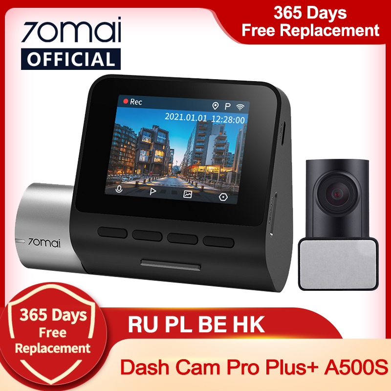 70mai Smart Dash Cam Pro 1944P Speed Coordinates GPS ADAS 70mai Pro Car Dash Camera WiFi 70mai Car DVR Voice Control 24H Parking|DVR/Dash Camera| - AliExpress