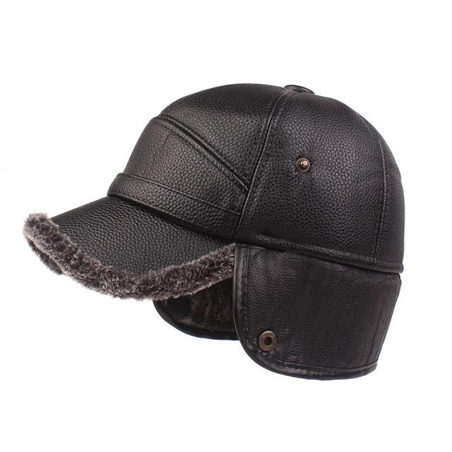 Nuevo sombrero clásico de invierno de terciopelo
