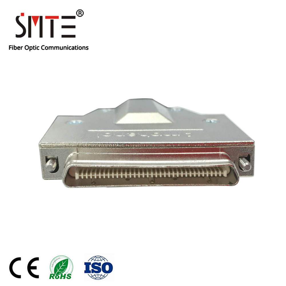 Iron Screw Amphenol Male CONNECTOR SCSI VHDCI 68-VHDCI 68 SCSI 68 Pin 68 Pin Data Cable 68 For 1.8 Meters SCSI Cable