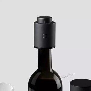 Image 2 - Huohou Automatische Rotwein Flasche Opener Kappe Stopper Schnelle Decanter Elektrische Korkenzieher Folie Cutter Cork Out Tool
