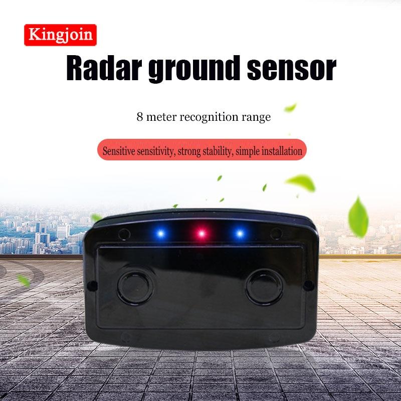 Kingjoin Infrared Radar Ground Sensor Detector Barrier Gate, Anti-smash Ground Sensor Coil Car Detector In Parking Lot