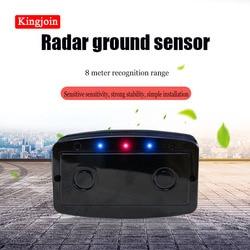 Kingjoin Infrarot radar boden sensor detektor barrier gate, anti-smash boden sensor spule auto detektor in parkplatz
