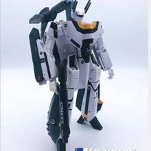 New Valkyrie factory Macross 1/60 VF-1S & SSP Backpack full set Toy Ko