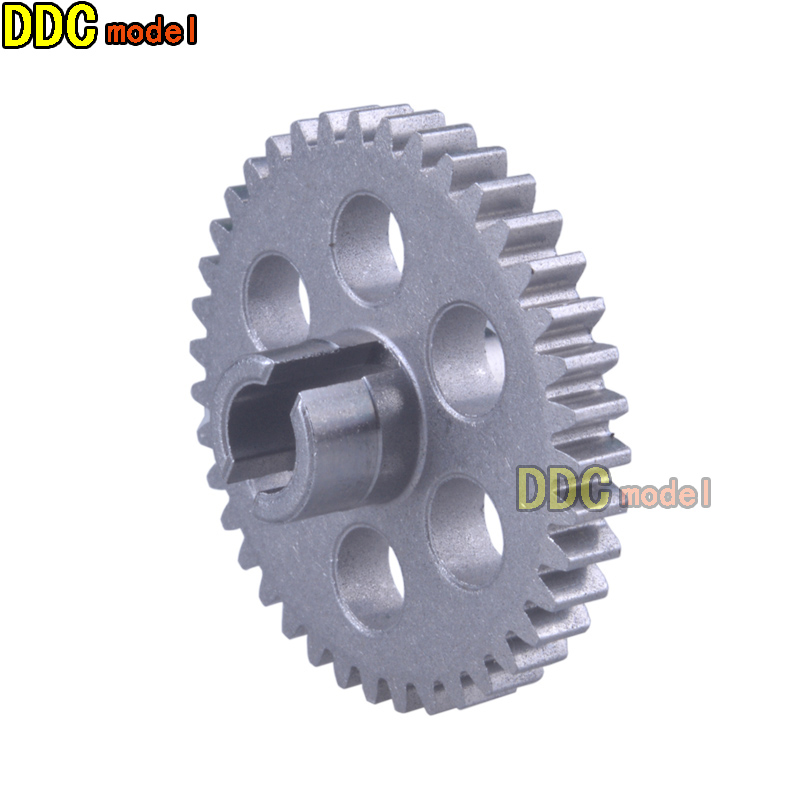 Remo G4610 Sintered Hardened Steel Gears For 1/16 Smax 1621 1625 1631 1635 1651 1655 Vehicle Models RC Car Metal Upgared Parts