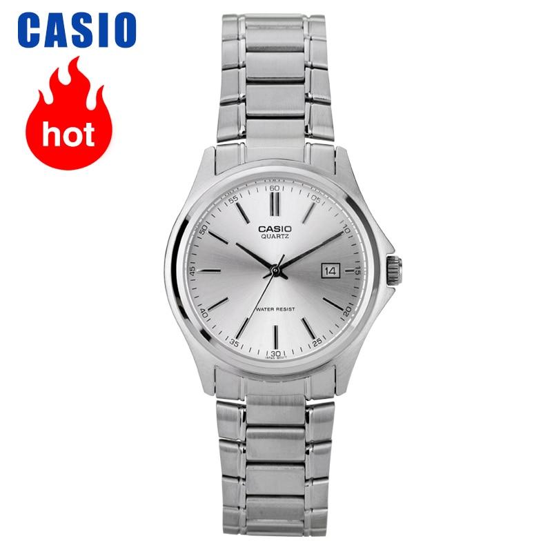 Casio Watch Steel Pointer Simple Business Calendar Men's Watch MTP-1183A-7A