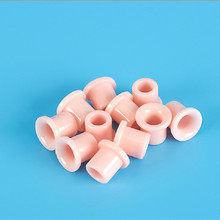 95alumina wear-resistant porcelain eye ceramic wire stranding machine twisted bow twisted copper textile ceramic beads