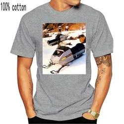 Camiseta vintage SKI-DOO 1973 tnt como nos