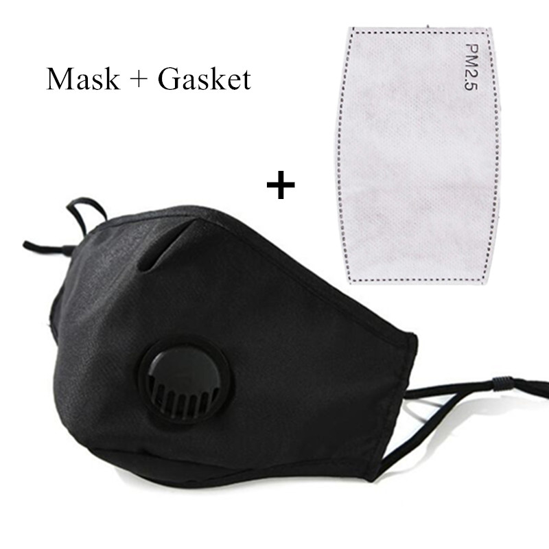 Cotton Masks Respirator Keep Warm Cotton Mask Camouflage Anti Dust Mouth Muffle Respirato Dustproof Reusable Double