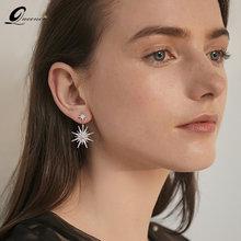 Звезда сережки oorbellen серьги женские модное ювелирное изделие