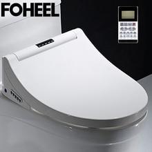 FOHEEL 지능형 변기 전기 비데 커버 Led 라이트 Wc 스마트 비데 난방 장치 스마트 변기 좌석