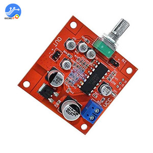 Image 4 - PT2399 Digital Microphone Amplifier Board Reverberation Module Microphone Placa Pre Amplificador Reverb Board Volume Control