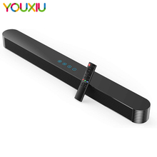 d6 speakers tv sound bar usb wired and wireless bluetooth home theater fm radio surround soundbar for pc tv speaker for computer GS01 60W Bluetooth Wired Soundbar Hifi Theater Home Surround System Soundbar Stereo Wired Sound Bar for PC Theater TV Speaker