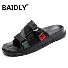 Мужские шлепанцы EVA; нескользящие пляжные вьетнамки для улицы; летняя повседневная обувь; черные сандалии-гладиаторы; большие размеры 38-46