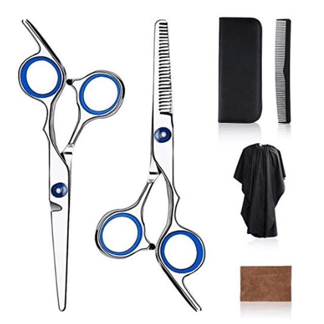 Barber and hairdressing tool set f