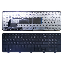 Clavier avec cadre pour HP PROBOOK, pour modèles clavier dordinateur portable US, G0 450, G1 450, G2 450, G1, G2, 455, G0, 455, G1, 470, G2