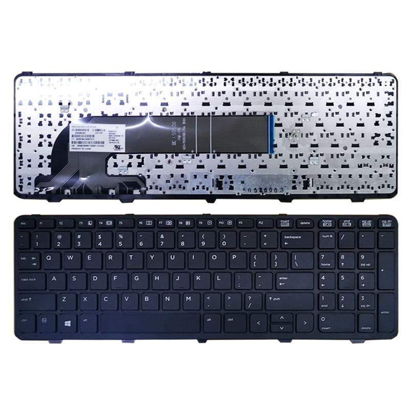 Клавиатура для ноутбука HP PROBOOK 450 G0 450 G1 450 G2 455 G1 455 G2 470 G0 470 G1 470 G2 клавиатура с рамкой