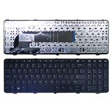 米国のノートパソコンの hp probook の 450 G0 450 G1 450 G2 455 G1 455 G2 470 G0 470 G1 470 G2 キーボードフレーム