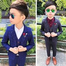 Dollplus New Children Suit for Boy Costume Enfant Mariage Kids Formal S